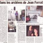 Page loisrs Drôme-Ardèche 7 mars 2015
