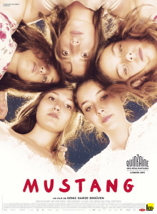 affiche mustang